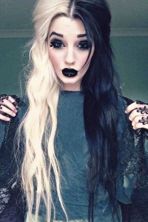 Cute and Scary Halloween Hairstyles – Plus Size Women Fashion Clothing