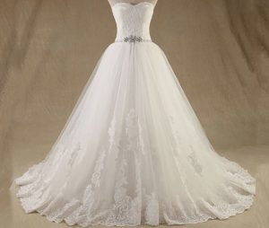 15.Wedding dresses for older brides second weddings