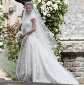 24.Wedding dresses for brides over 50