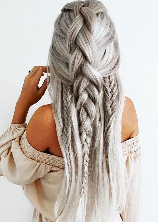 Long Hairstyles for 60 Year Old Women with Glasses – Plus ...