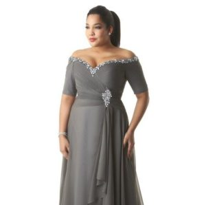 13. Plus size party dresses for new year eve