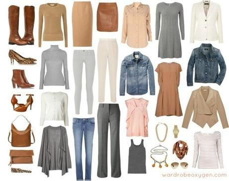 capsule wardrobe for 60 year old womens