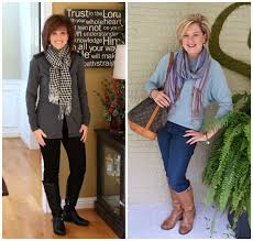 stylish clothes for over 50