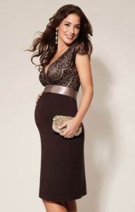 1. Maternity evening gowns