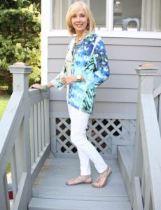 11. Stylish summer clothes for over fifties 2018