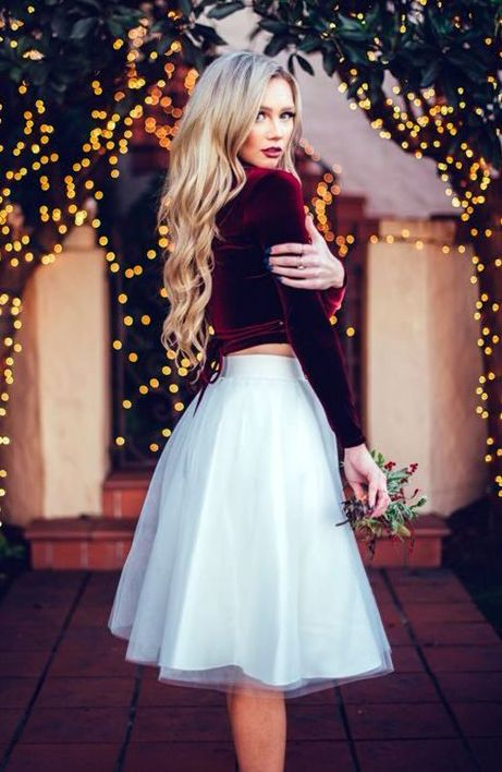 Christmas Outfits Ideas For Parties Part - 39: Best Outfit Ideas For Christmas Party