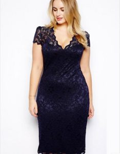 17. Plus size special occasion dresses 2018