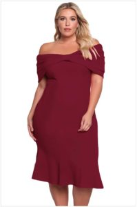 2. Plus size special occasion dresses 2018