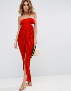 20. New red party dresses for Christmas