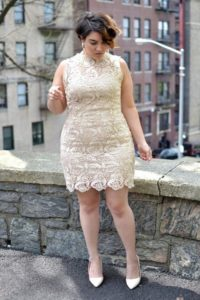 22. What to wear to a wedding if you're overweight