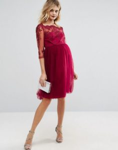 23. Maternity graduation dresses