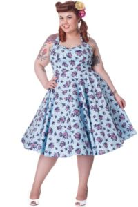 23. Plus size special occasion dresses 2018