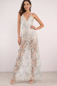 26. Special dresses for spring weddings