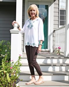 3. Casual outfits for 50 year old woman