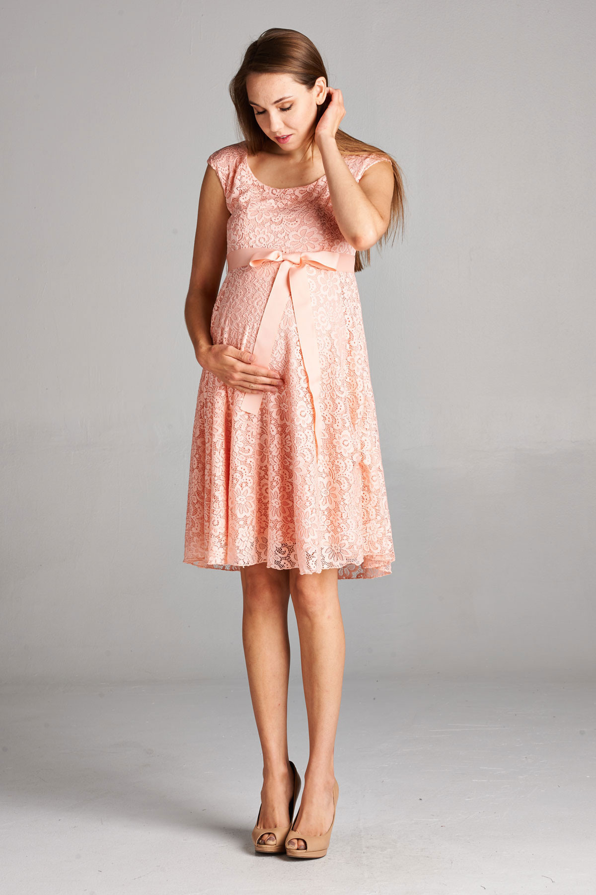 Prom dresses for pregnant ladies plus size women fashion clothing maternity prom dresses ombrellifo Images