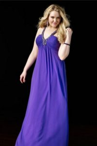 31. Plus size dresses for weddings for mother