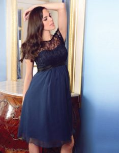 32. Maternity evening gowns
