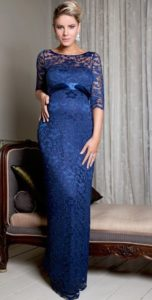 33. Maternity evening gowns