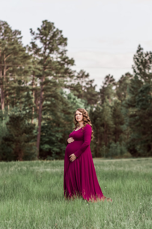 Plus Size Maternity Ibovnathandedecker