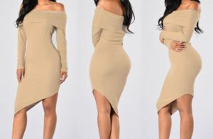 39. Sexy hip dresses for women
