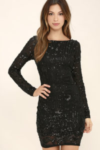 5. Perfect new years eve dress