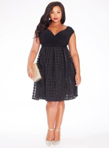 5. What to wear to a spring wedding plus size
