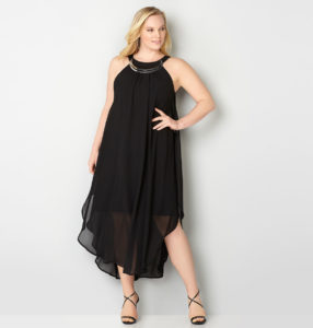 9. New Plus size eve dresses