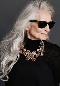 2. Women over 60 hairstyles with glasses