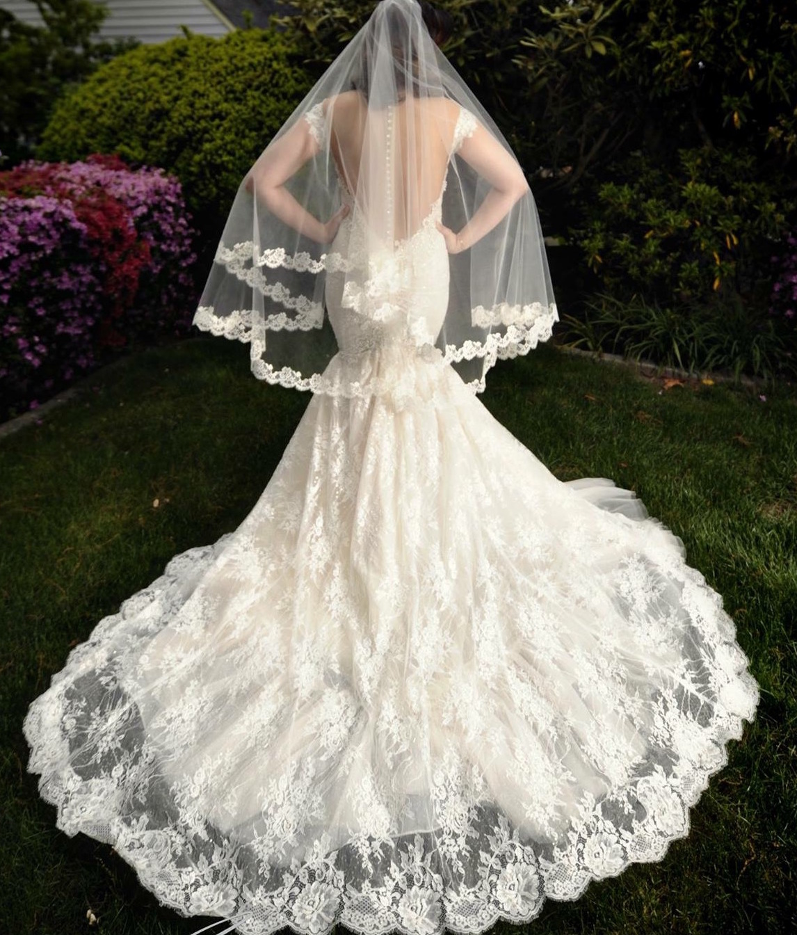 50 Decent Wedding Dresses For Older Brides Over 60