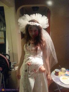 Zombie Halloween Horror Hairstyles