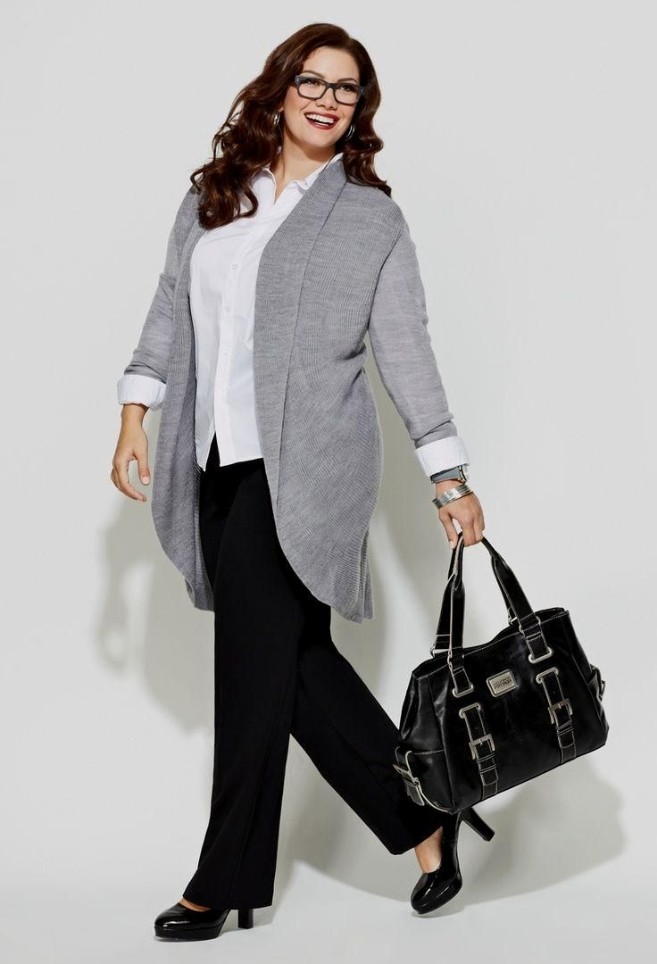 How to Dress Over 50 and Overweight 2020 - Plus Size Women ...