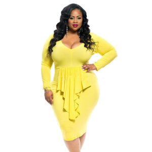 21. Plus size over 50 Clothing