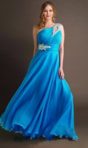 1. Plus size dazzling gown Christmas