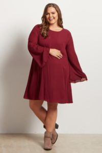 10. Plus size dress for women on Christmas