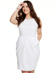 11. Plus size party dresses for new year eve