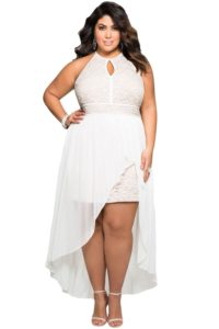 17. Plus size party dresses for new year eve