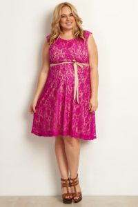 19. Plus size party dresses for new year eve
