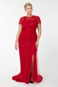 4. Christmas dresses for women red