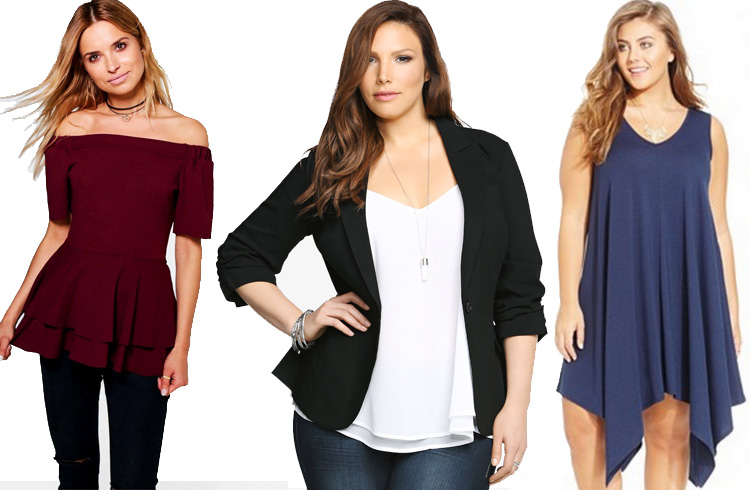 50 Attractive Dresses For Big Tummy And Hips Plus Size Women Fashion