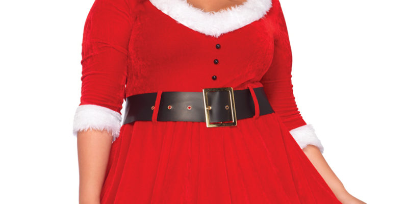 60 Christmas Party Dresses for Women Over 50s - Plus Size Women Fashion