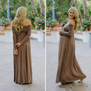 0. Maternity evening gowns