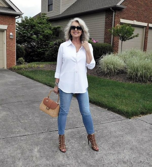 80 Latest Casual Dresses for 40 Year Old Woman - What to ...