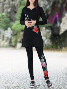 14. Latest leggings for ladies