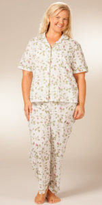 14. New year eve pajamas for plus size women