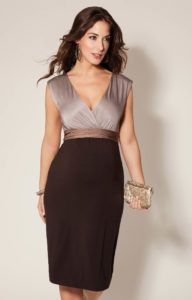 15. Long maternity dresses for special occasions