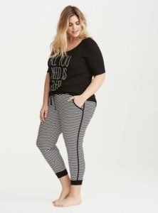 15. New year eve pajamas for plus size women