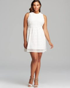15. Top dresses for plus size women