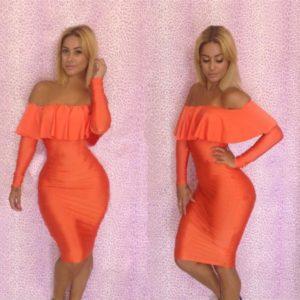 16. Hip dresses for women