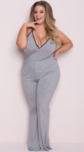 16. New year eve pajamas for plus size women