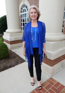 17. Dressing over 60